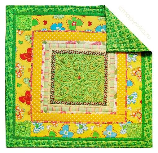 Лоскутные одеяла cmapywka