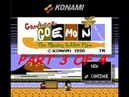 [NES] Ganbare Goemon Gaiden - Kieta Ougon Kiseru (Part 3 of 4)
