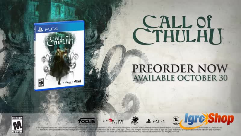 Call of Cthulhu - Preview to Madness