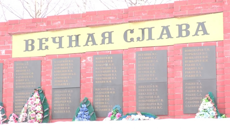Герои земли Чернушинской
