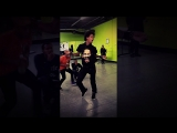Laurent (Les Twins), Fik-Shun - Tyga feat. Busta Rhymes - Potty Mouth (CLEAR AUDIO)