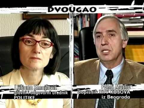DVOUGAO 014 Ljiljana Smajlović - Fahri Musliu (feb. 2007)