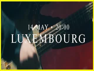 Мумий Тролль в Люксембурге!