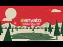 After Effects intro template | Christmas Greetings Free Download