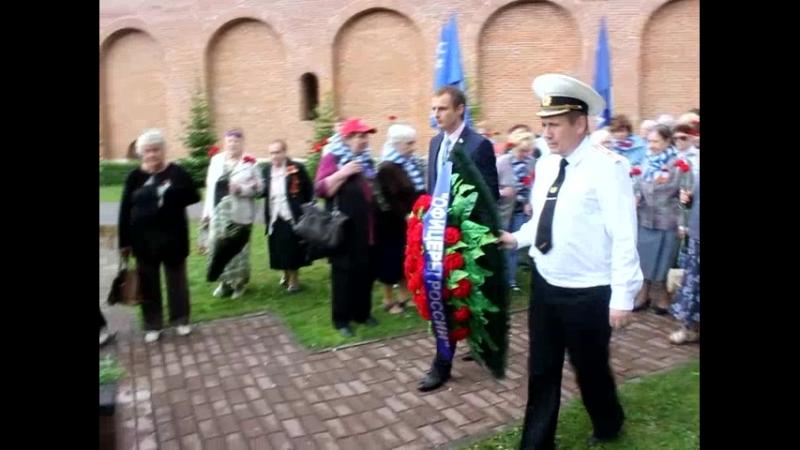 ЛДПР поддержала малолетних узников фашизма в Смоленске