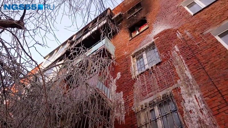 Последствия пожара на 7 Линии, 186