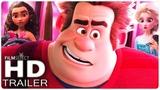 WRECK-IT RALPH 2 Official Trailer #3 HD Kristen Bell, Mandy Moore, Alan Tudyk