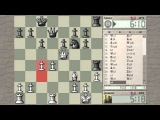 Blitz chess with live commentary #223: Scandinavian (center-counter) defense