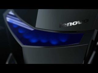 Lenovo Erazer X700 Desktop Tour