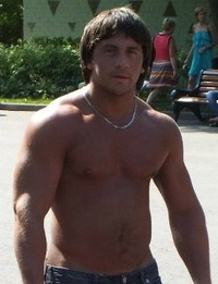 Александр Волошин, 7 апреля 1986, Кривой Рог, id179153250