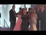 Jennifer Lawrence arrives at the 2014 Vanity Fair Oscar P...