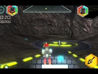 Супер Герои Лего Гонки на выживание (Demolition)