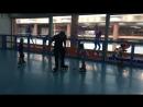 Детский хоккей на роликах
