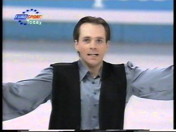 Oksana Grishuk Evgeni Platov RUS 1997 European Championships OD