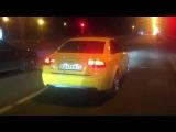 Audi B7 S4 Custom downpipes