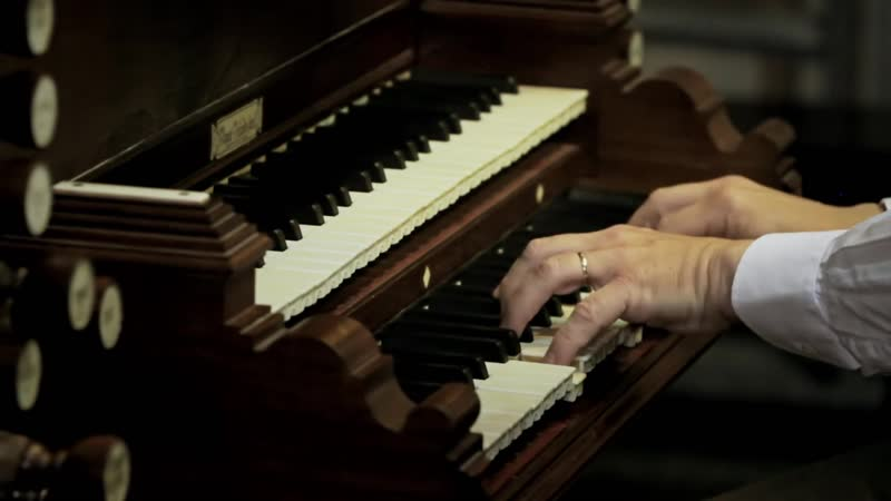 Georg Böhm - Wenn nur denn lieben Gott lasst walten - Hans Davidsson, organ