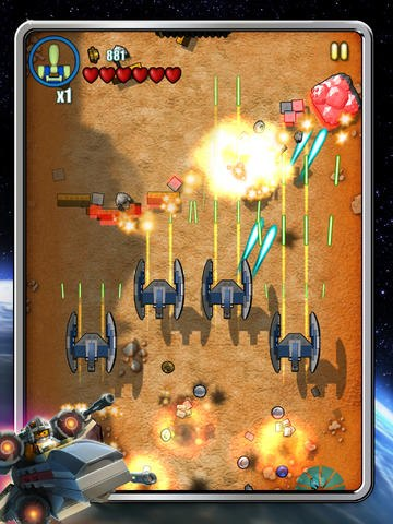 Скачать LEGO® Star Wars™ Microfighters для android
