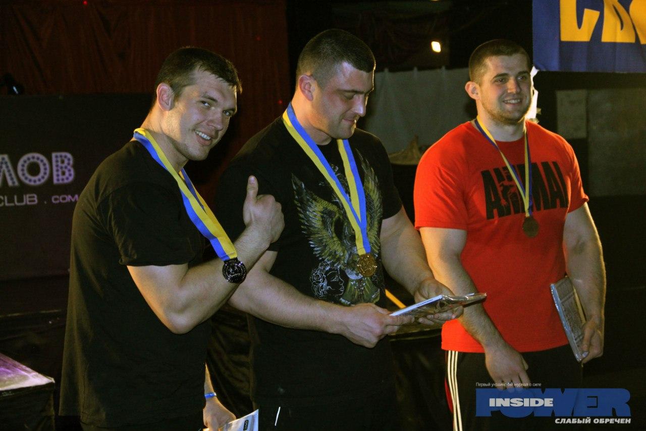 Sergiy Tokarev - Andrey Pushkar
