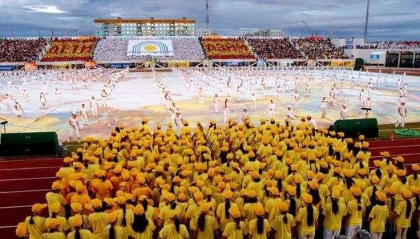 Объявлен набор в ряды контролеров-распорядителей на спортивные объекты Игр «Дети Азии»