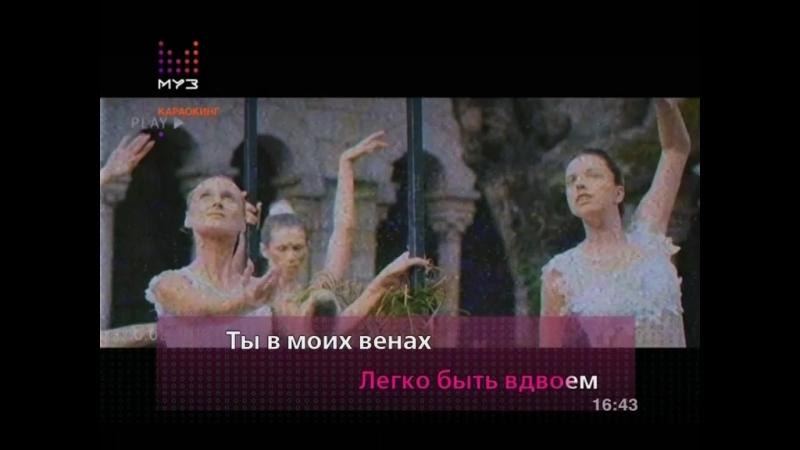 Джиган feat. Артём Качер — ДНК (Муз-ТВ) Караокинг
