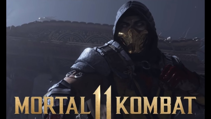официальный трейлер Мортал Комбат 11 /official trailer mortal kombat 11