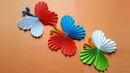 How To Make Colourful Butterflies Easy Simple Way !