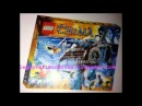 Lego chima summer 2014 Ice mamoth set PICTURES NEW TRIBE