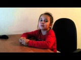 Аделя поет свою любимую песню(Аделины Шариповой)