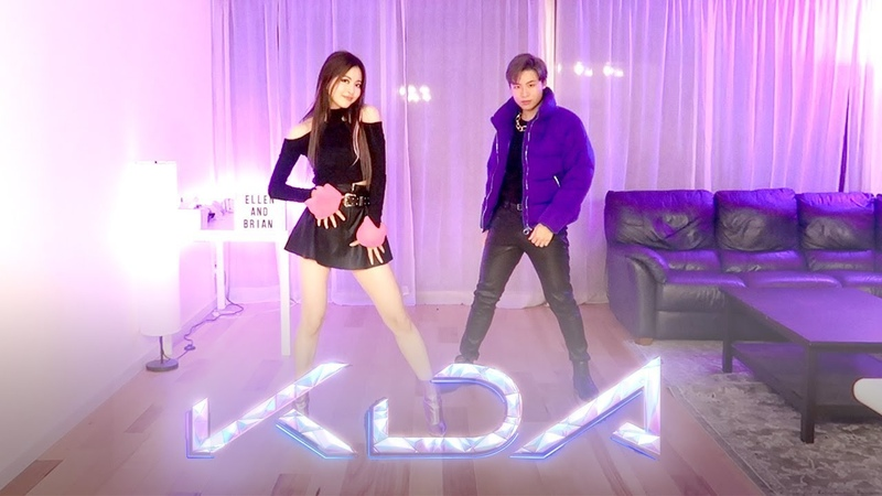 K/DA - 'POP/STARS' Ellen and Brian Choreography Cover