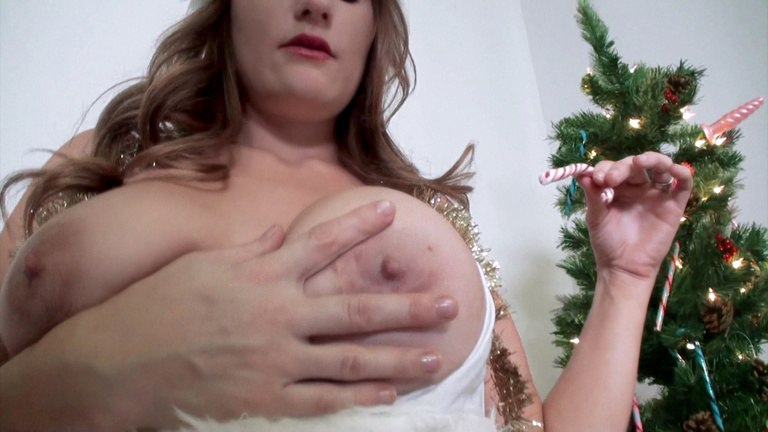 Allison Moore Рождественская писечка Christmas Cunt ShesAFreak