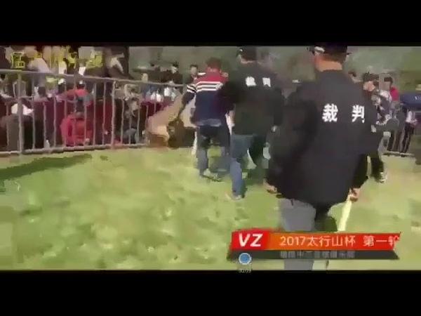 Горец в Китае