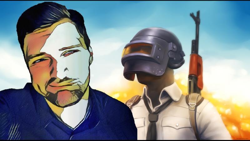 PUBG Player Unknows battlegrounds