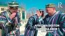 Afruz guruhi va Doston Ubaydullayev - Olmacha anor | Афруз ва Достон - Олмача анор (Sayl filmidan)