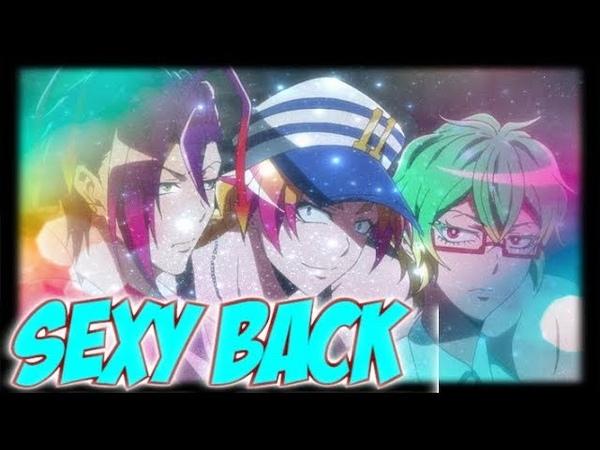 Nanbaka | AMV | Uno - Honey - Trois ~ Sexy Back