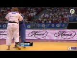 Judo 2014 Grand Prix Budapest Slutskaya (BLR) - Ceric (BIH) +78kg bronze