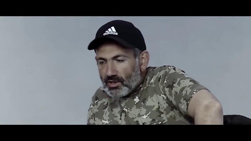 HT Hayko Հեղափոխություն ARMENIAN VElVET REVOLUTION Nikol