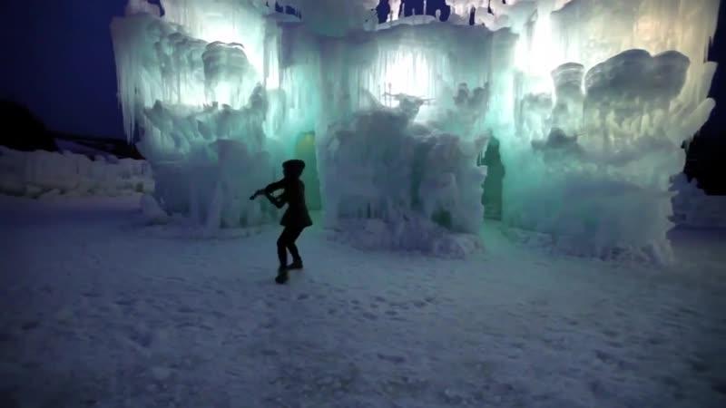 Dubstep Violin Lindsey Stirling Crystallize клип 2012