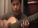 Sarung Banggi - P. Gregorio Sr. (arr. by Jose Valdez) Solo Classical Guitar
