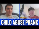 CHILD ABUSE PRANK ON OMEGLE (Omegle Funny Moments)