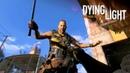 Dying Light Кайл Крейн высаживается в заражённом городе Харран