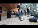 На рок концерте в парке города Покровск, Якутия. 1 видео. 25.08.2018