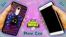 PHONE CASE | RAVEN | FORTNITE | DIY | Polymer Clay Tutorial