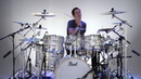 Three Days Grace DRUMS ONLY Cover - Pearl Music City Custom Kit!