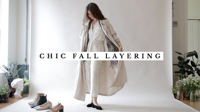 Fall Outfits 2018 - Chic Layering Ideas for Autumn