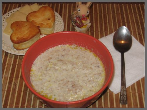 Каша из гречневого продела на молоке рецепт пошагово