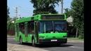 Поездка на автобусе МАЗ 103 гос № АА 2401 7