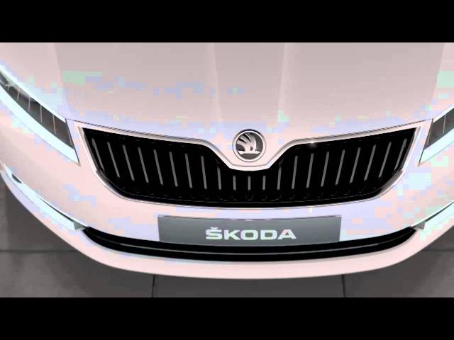 Дизайн новой Skoda Vision В (Шкода Вижн Д)
