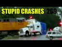 Stupid driving mistakes 269 October 2018 English subtitles