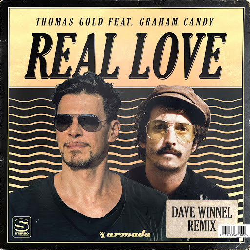 Thomas Gold альбом Real Love (Dave Winnel Remix)