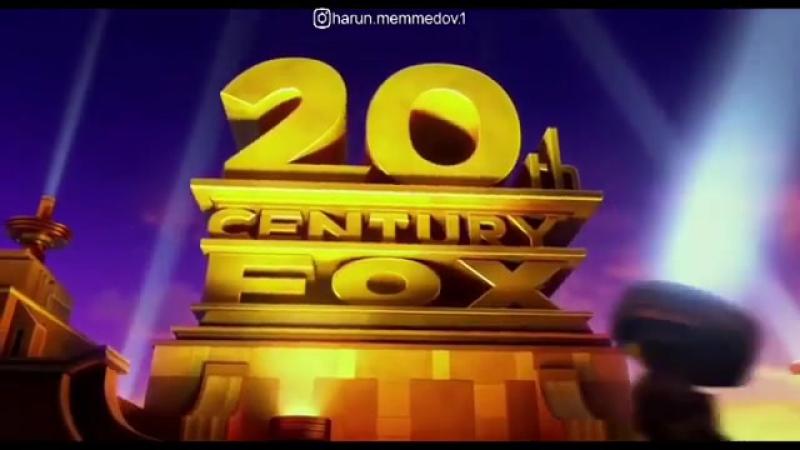 🎞20 tı hı cıntırı fox'un yeni introsu.Special for 21thcenturyfox